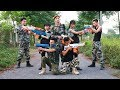 Download Superhero action S.W.A.T & Special Unit Nerf guns Kidnapper The Fantastic Four Nerf war