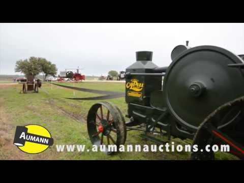 Rumely 30-60 - Calvin Buice Estate Antique Tractor Auction