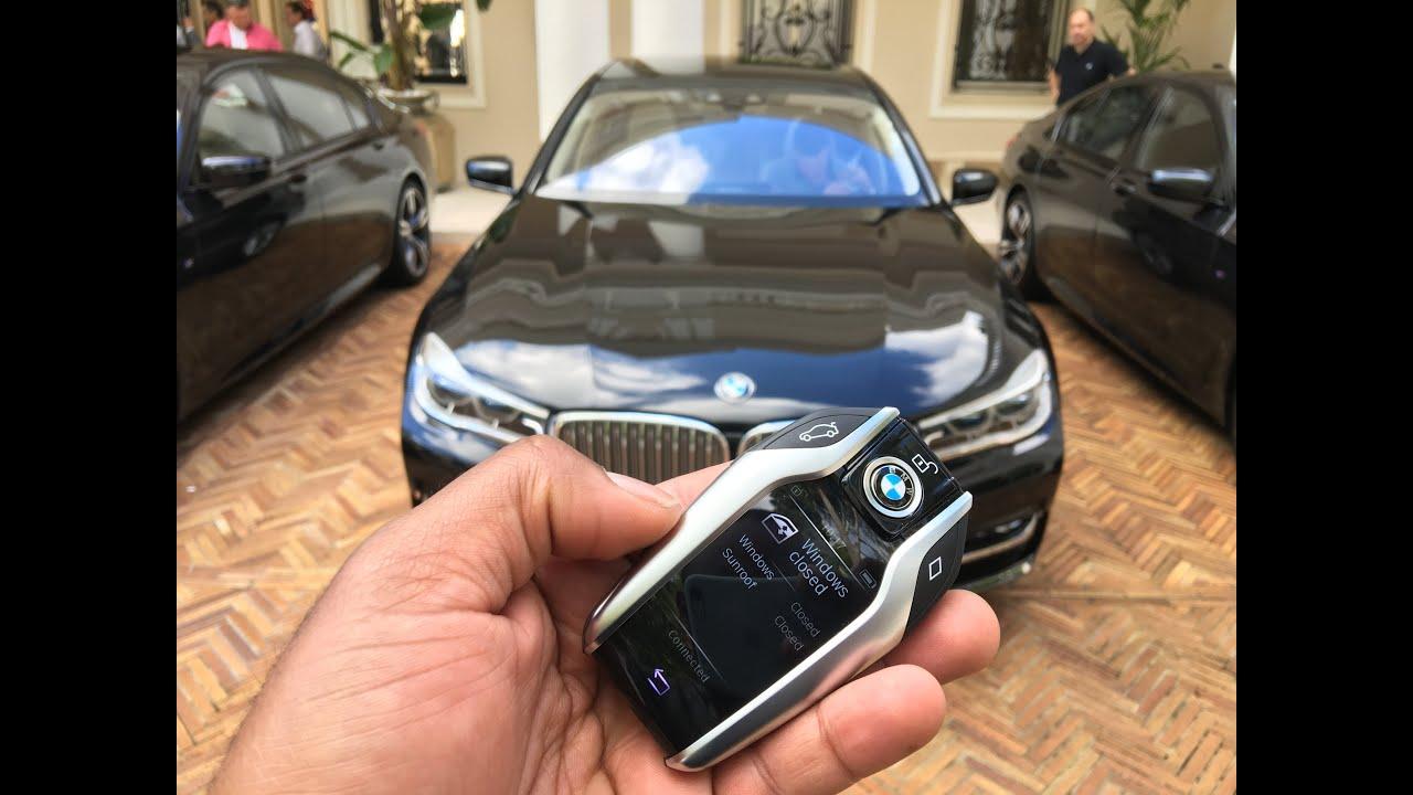 2016 BMW 7 Series Preview
