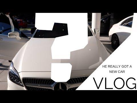 OMG MY DREAM CAME TRUE HE GOT A NEW CAR | Jerusha Couture