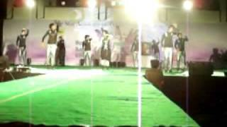 VOLCANO DANCE GROUP # 4
