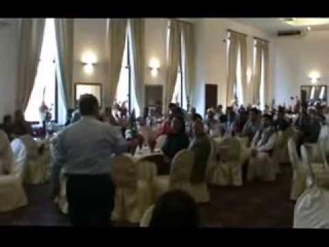 Libyan Charity Dinner 2011 - Video 2