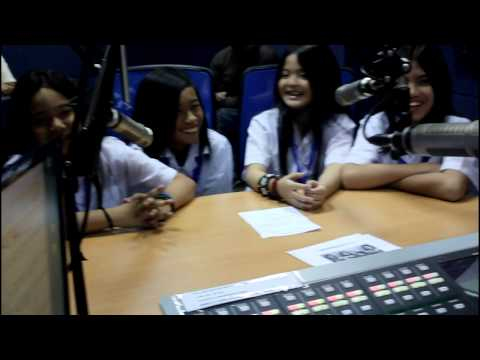 Square One Radio Tour - Pinas FM 95.5