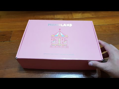 [unboxing]-momoland-official-fan-club-1st-merry-go-round
