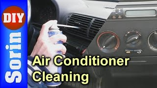 Air Conditioner Cleaning / Eliminate The Bacteria And Nasty Smell