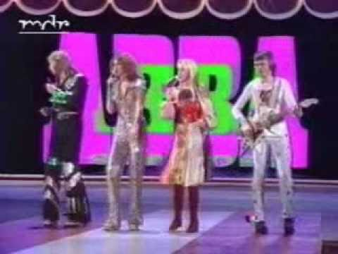 Abba Waterloo Ein Kessel Buntes November 7th 1974 - YouTube