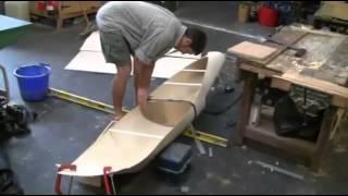How to build a kayak catamaran using 1 5mm plywood