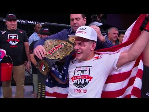 "Jose ""Shorty"" Torres Titan FC Highlight Reel"
