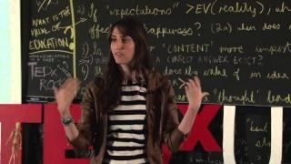 Imagine a world without wonder: Lauren de Vos at TEDxUCT