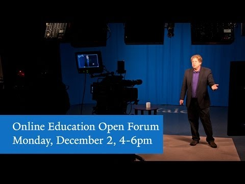 online-education-open-forum