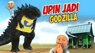 Upin ipin jadi Godzilla , ipin senang ! GTA Lucu