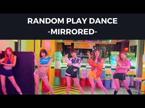 Random Play Dance [2016 EDITION][MIRRORED]