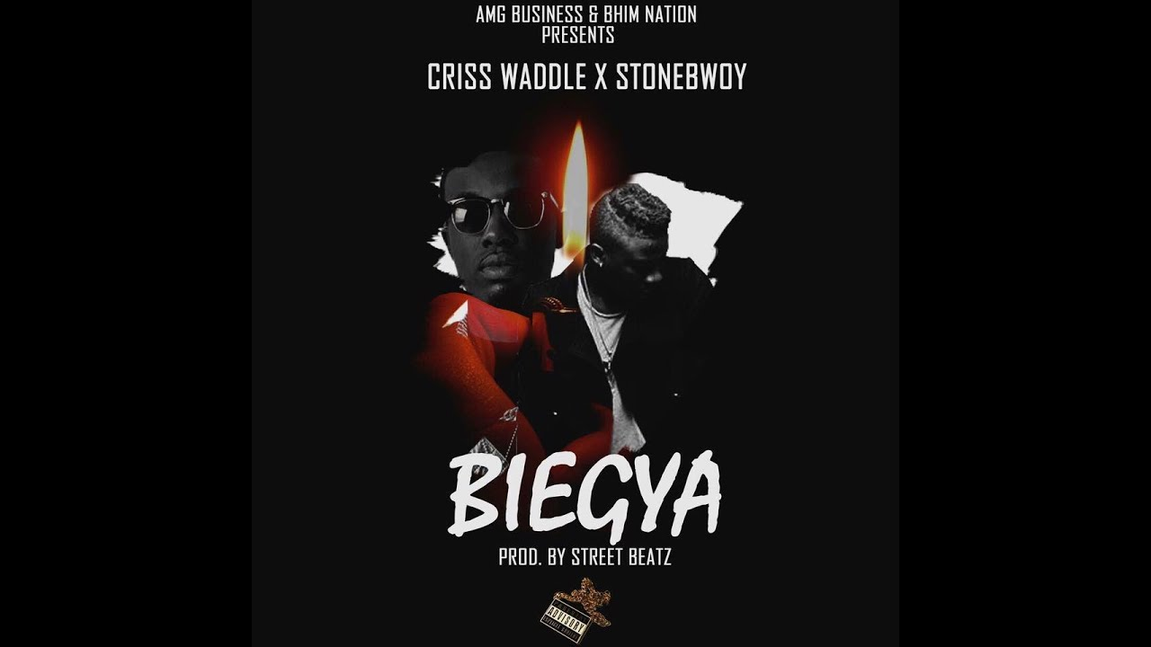 Download Criss Waddle – Bie Gya [Open Fire] ft. Stonebwoy (Audio Slide)