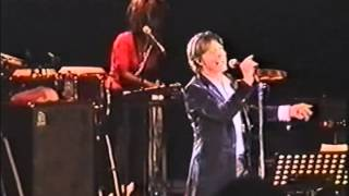 David Bowie - Moonage Daydream (live London 2002)