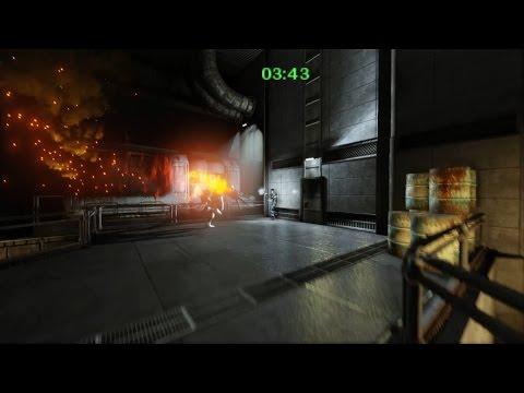 Resident Evil 2 Remake -fan UDK proj- Leon B Full Walkthrough