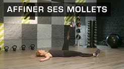 Fitness Master Class - Affiner ses mollets - Lucile Woodward