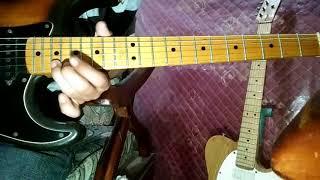 bayang semu (UNGU) guitar solo tutorial