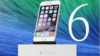 Apple iPhone 6 Unboxing! (16GB Silver)