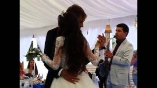 Свадьба Антона Шипулина и Луизы Сябитовой - 20 июня 2015