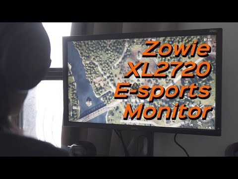MOST AFFORDABLE 144HZ GAMING MONITOR? - BENQ ZOWIE XL2720