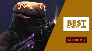 Best Combos | GutBomb | Fortnite Skin Review