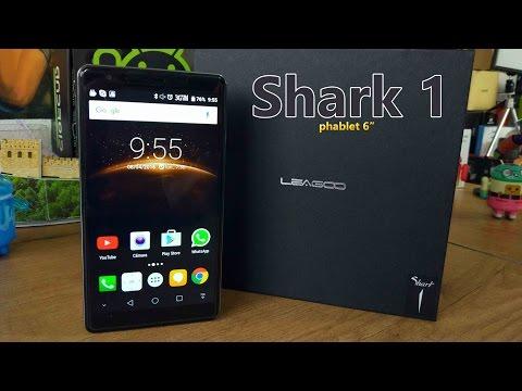 Leagoo Shark 1 - El phablet de 6 pulgadas con 6300mAh de batería [Unbox y review]