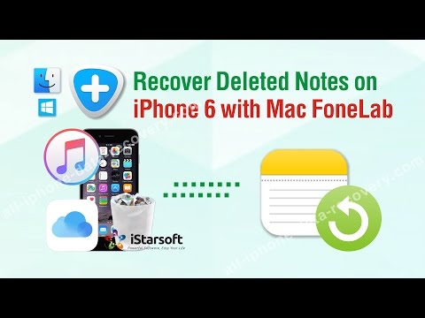 How To Recover Deleted Notes On Iphone With Mac Fonelab