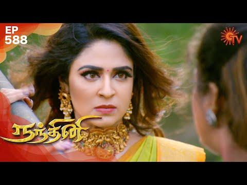 Nandhini - நந்தினி   Episode 588   Sun TV Serial   Super Hit Tamil Serial