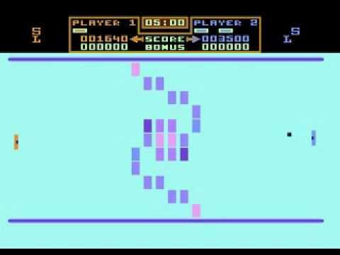 Brik Bat - Atari 8-bits game