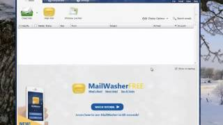 How to use mailwasher