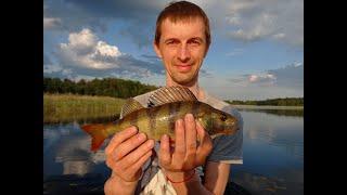 Природа и Рыбалка на каком то озере 06 06 21