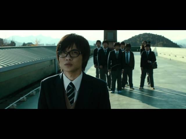 映画『桐島、部活やめるってよ』特報