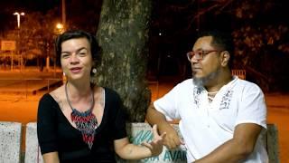 OPARÁ TV Entrevista os Professores Reginaldo Carvalho e Jamile Silveira - FAC UNEB Campus VIII