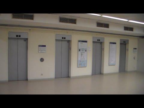 Uplifting Tour at the university hospital Cologne (Köln), Germany