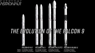 What is block 5 of Falcon 9? Why throw non block 5