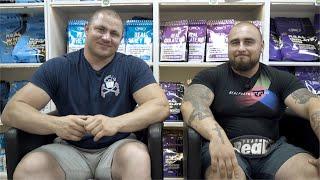 Porady Mateusza Kieliszkowskiego w przygotowaniach Konrada do 400kg w martwym ciągu