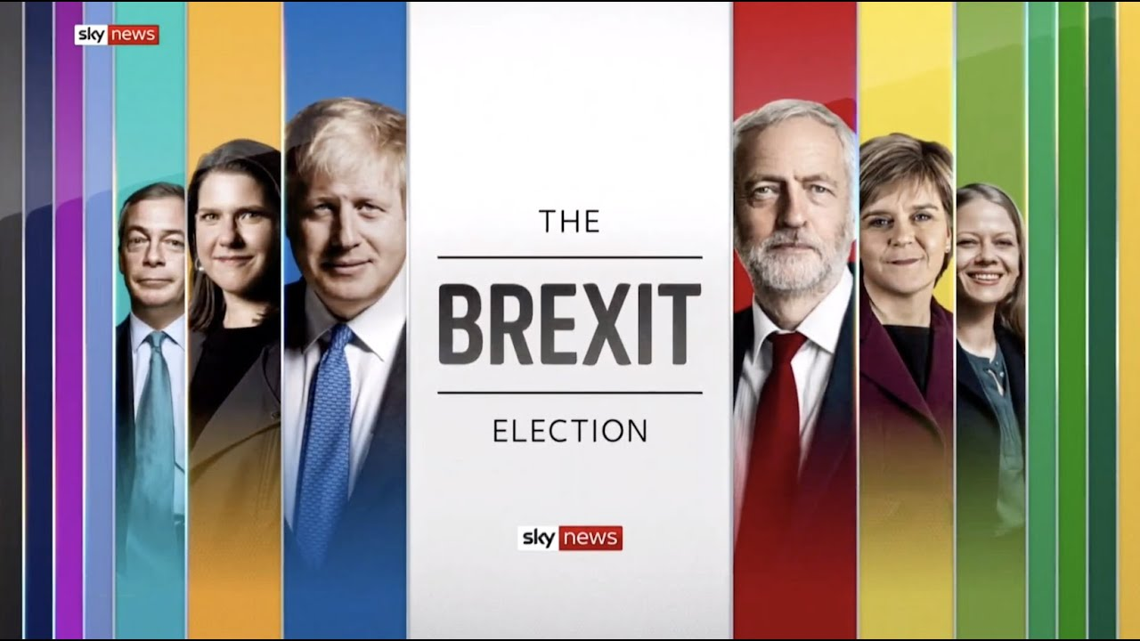 Sky News 2019 United Kingdom General Election Opening Titles