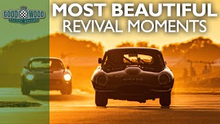 The 5 most beautiful moments at Goodwood Revival 2019
