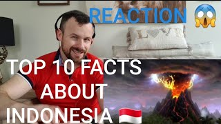 Top 10 AMAZING Facts About Indonesia..Reaction   10 Fakta Menakjubkan Tentang Indonesia..Reaksi