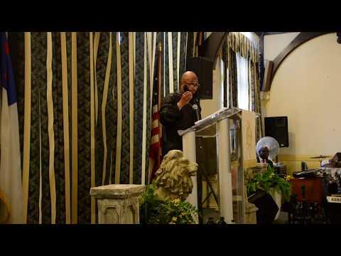 Apostle Ivory Jenkins - June 10, 2018