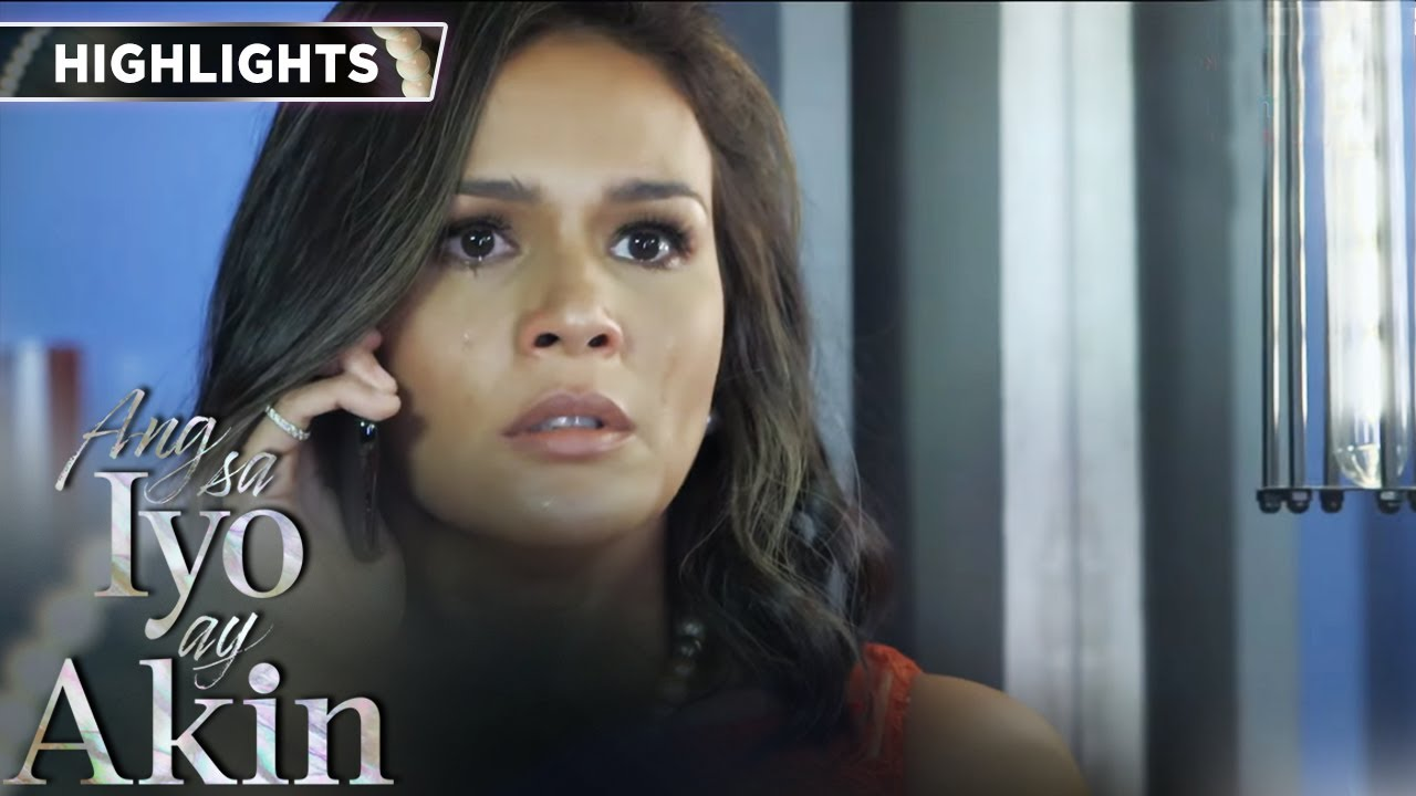 Download Lucing finds out that Marissa is alive   Ang Sa Iyo Ay Akin