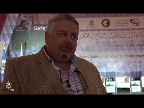 David Garnett, Head of Security, South African Reserve Bank