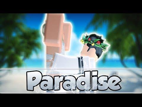 Paradise -Elias Naslin - Roblox Music video !