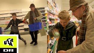 Tøm en dagligvarebutik | Tøm en butik - Ultras Bedste Idé | Ultra