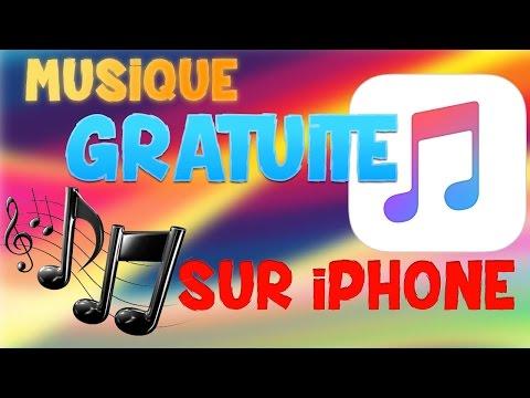 TÉLÉCHARGER DE LA MUSIQUE GRATUITEMENT DEPUIS SON iPHONE (SANS JAILBREAK) (SANS ORDINATEUR)