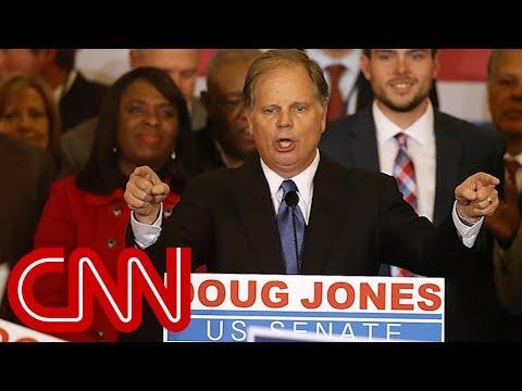 Doug Jones: Decency wins in Alabama