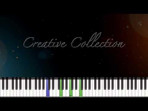 Taio Cruz - Dynamite Piano Tutorial & Midi Download
