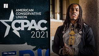 CPAC Cancels Rapper Young Pharaoh For 'Uncanceled' Event