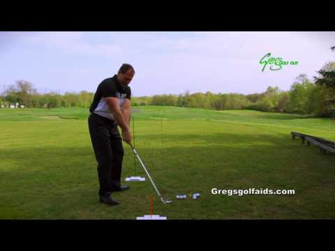 Stop the Slice – Control of Your Direction with In-to-Out Swing Path Stix