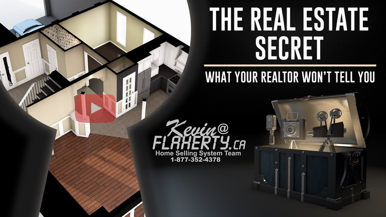 Tour The Real Estate Office Of The Future - Kevin@Flaherty.ca Home Selling System Team